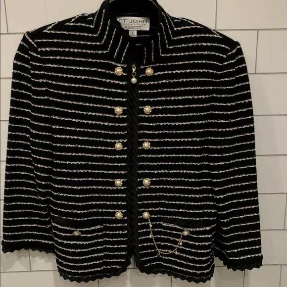 St. John Jackets & Blazers - St. john collection blazer